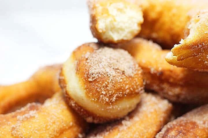 filled doughnut