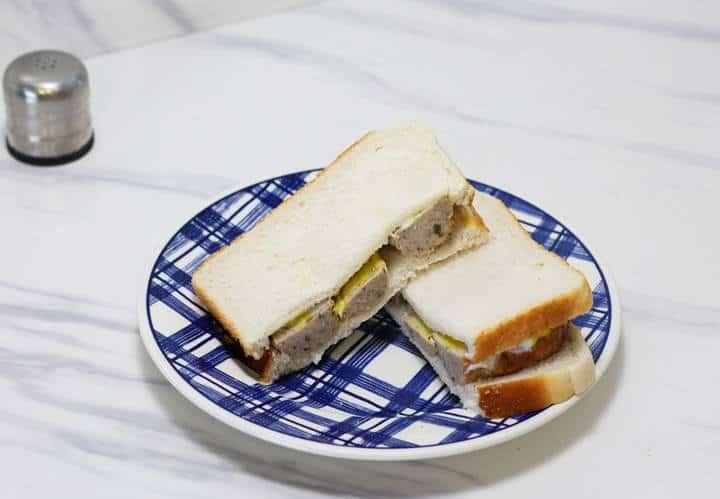 sausage sandwich ideas