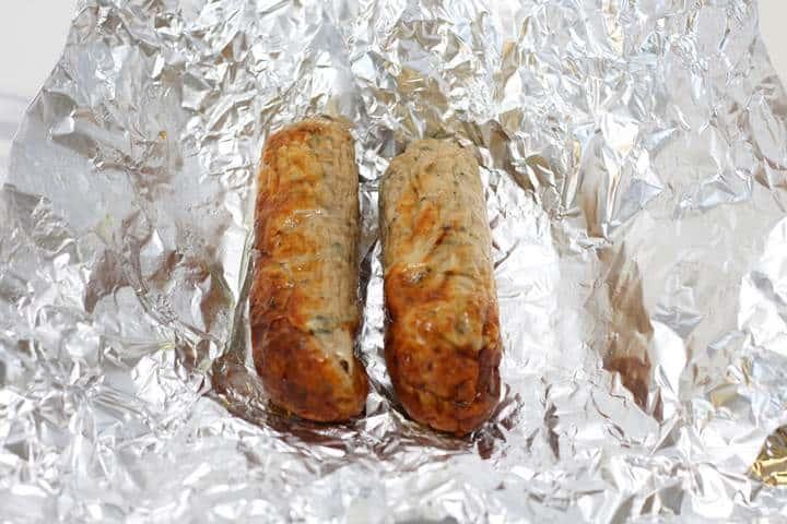 sausage sandwich recipe