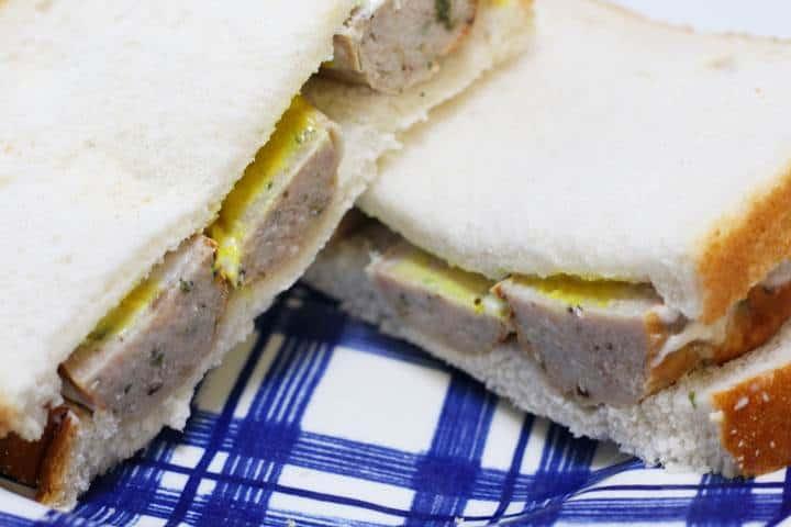 best sausage sandwich recipe