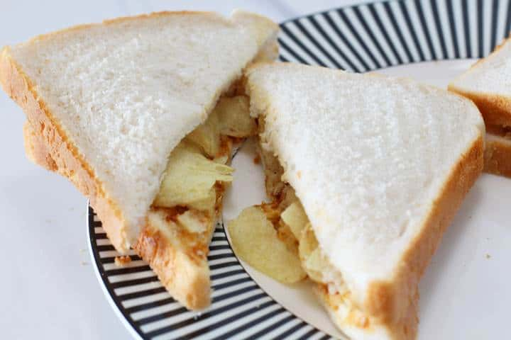 potato sandwich recipe