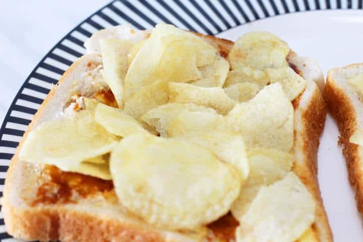 crispy sandwich recipe