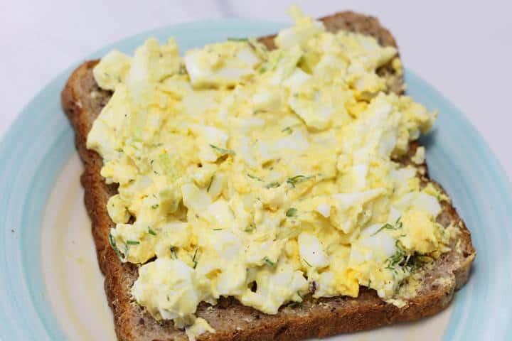 egg salad recipes