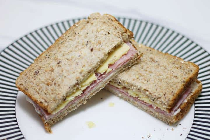 ham and cheese sandwich recipe