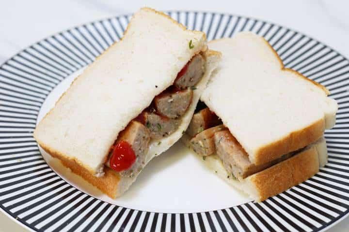 sausage sub