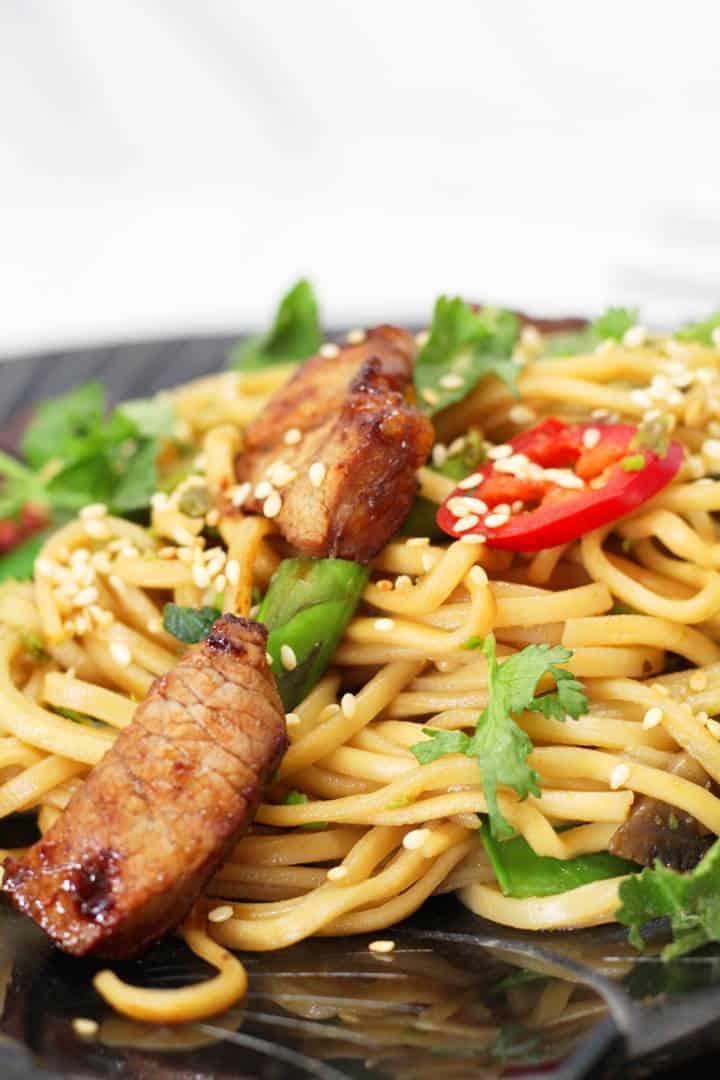 teriyaki stir fry sauce recipe