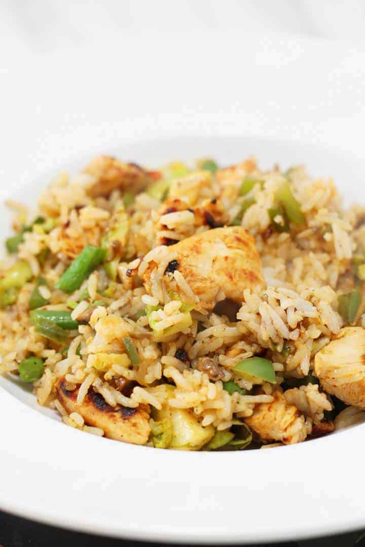 Piri Piri Rice Recipe