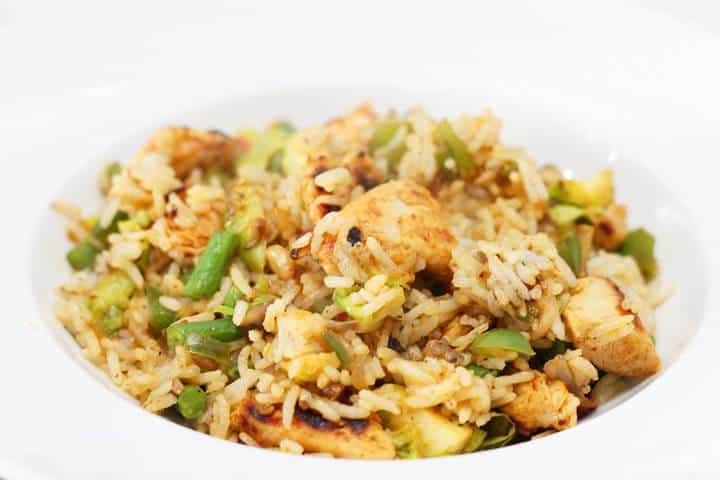 nandos rice recipe