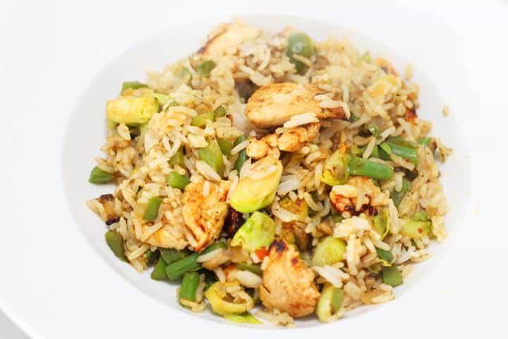 rice cooker chicken rice recipe