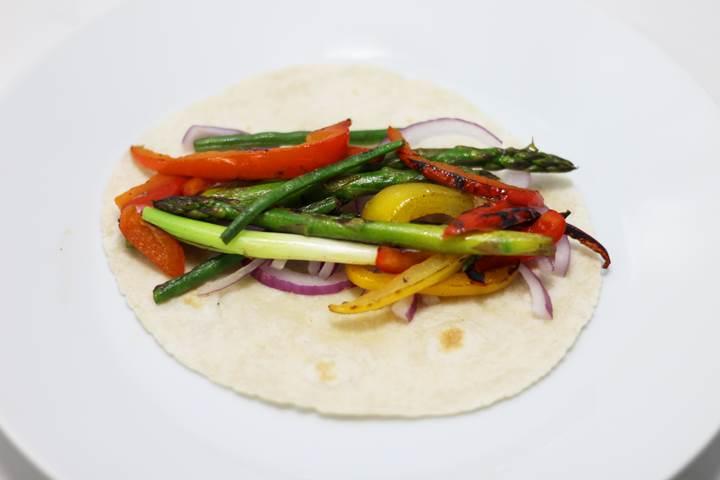 veggie wrap ideas