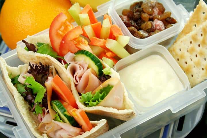 healthy road food snacks