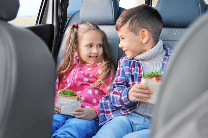 road trip meals for kids