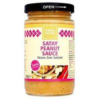 Thai Taste Satay Peanut Sauce - 200ml