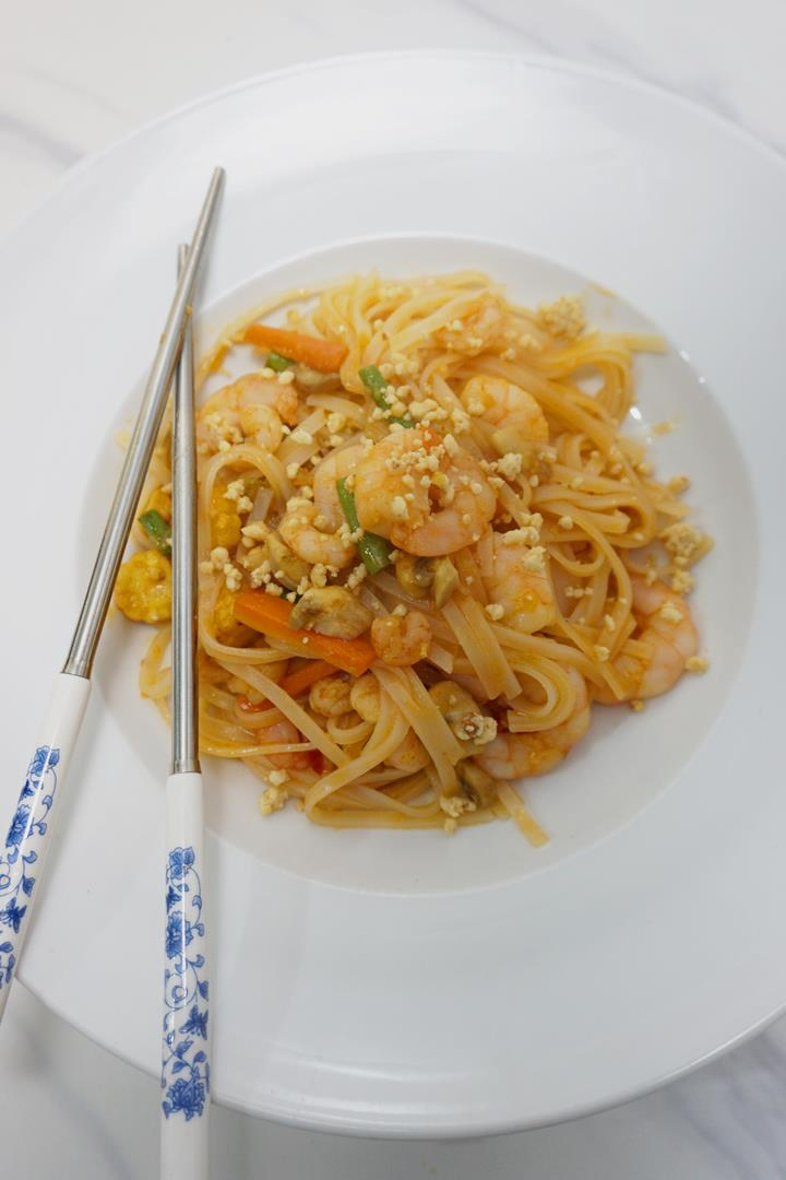 world's best pad thai recipe
