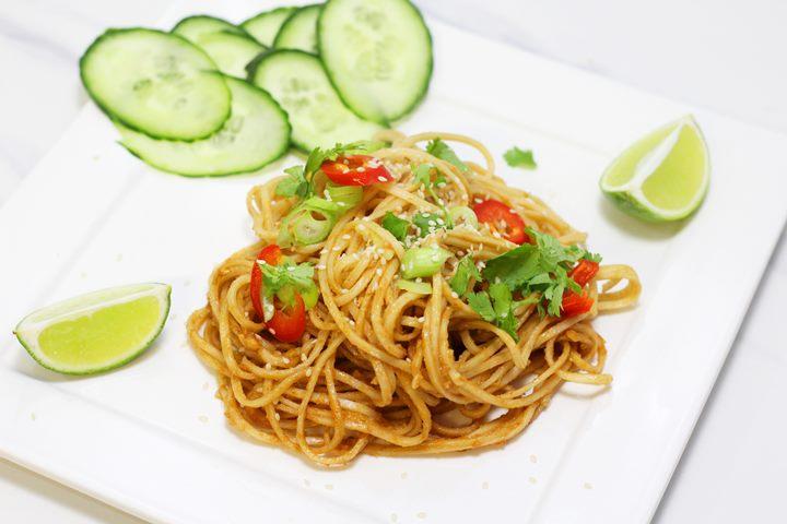 sesame noodle recipe