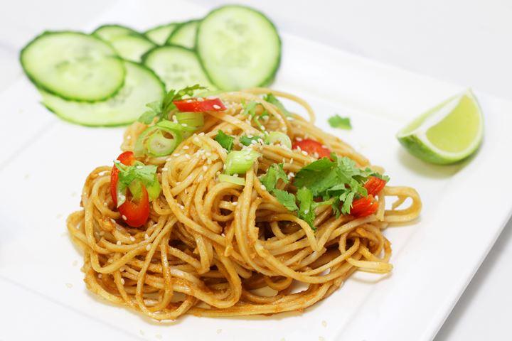 sesame noodles tahini