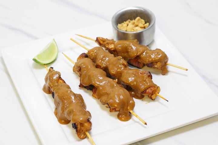 recipe of chicken satay