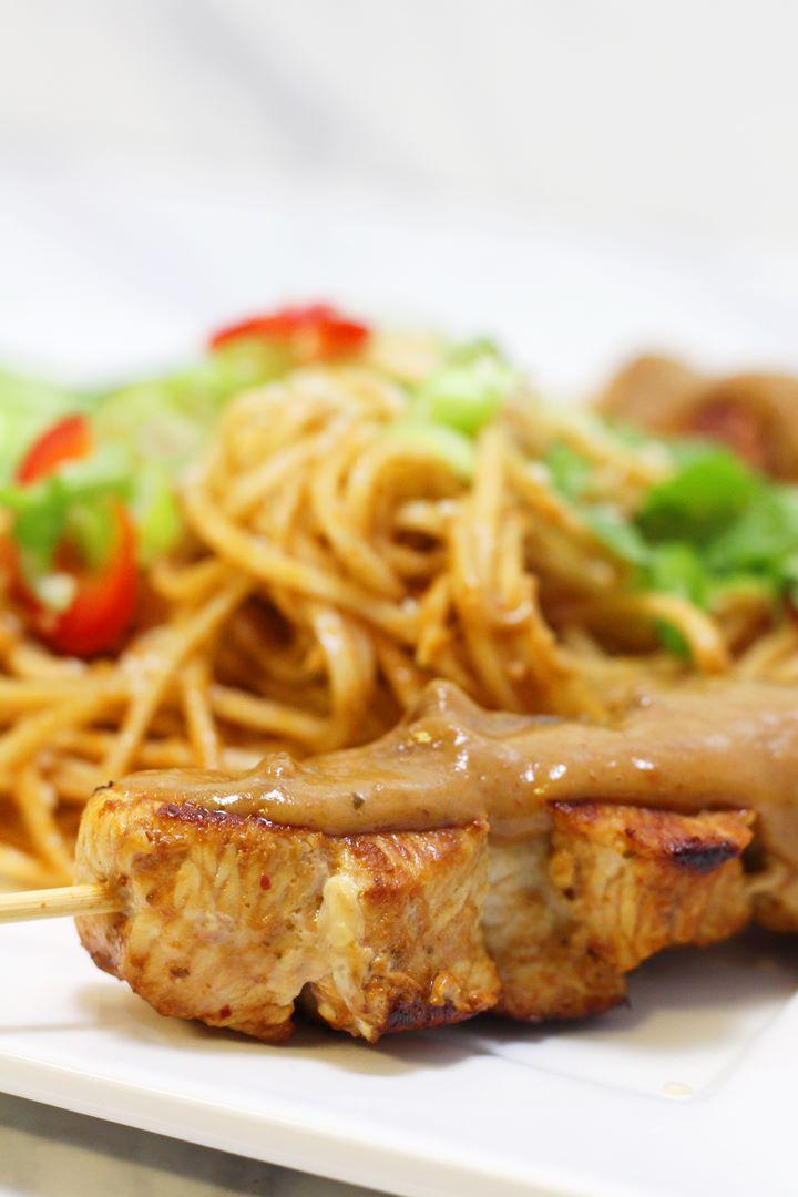 chicken satay recipes