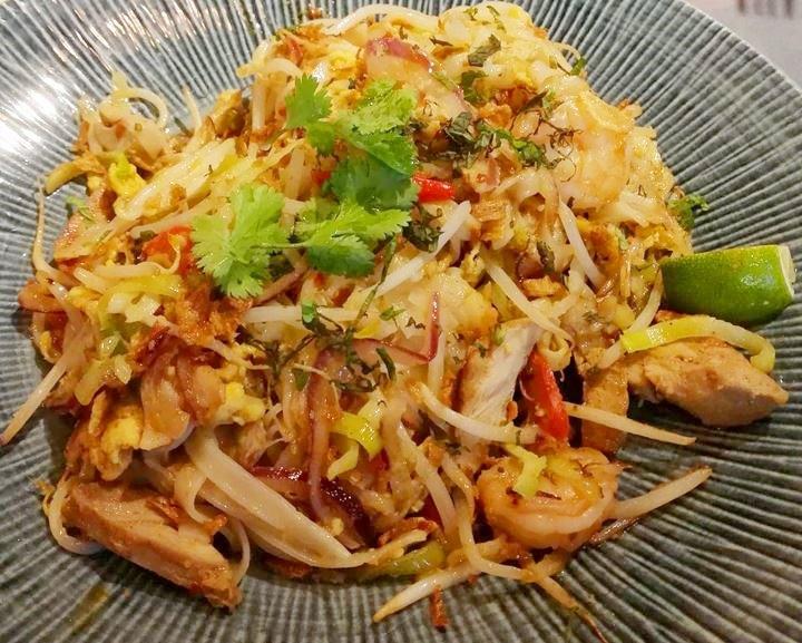 Wagamama Pad Thai