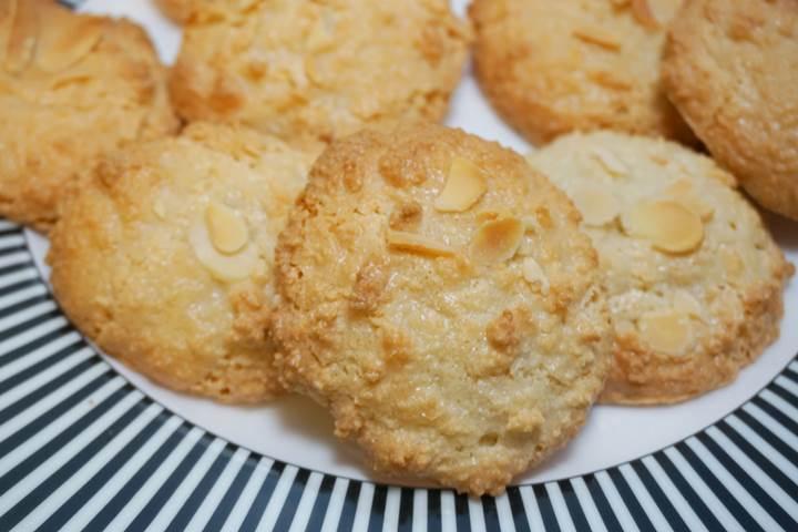 vanilla macaroons recipe