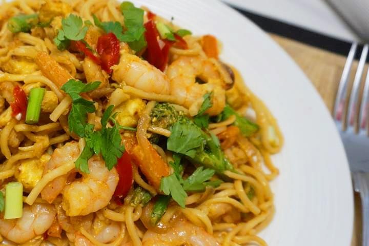 spicy ramen noodles recipe