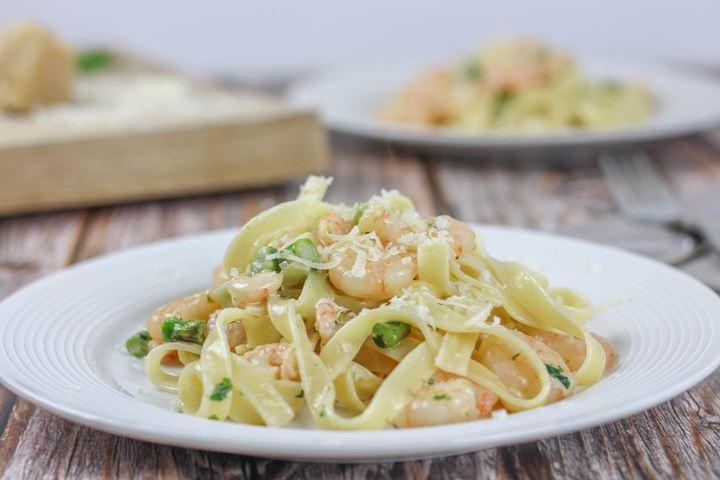 creamy asparagus pasta recipes