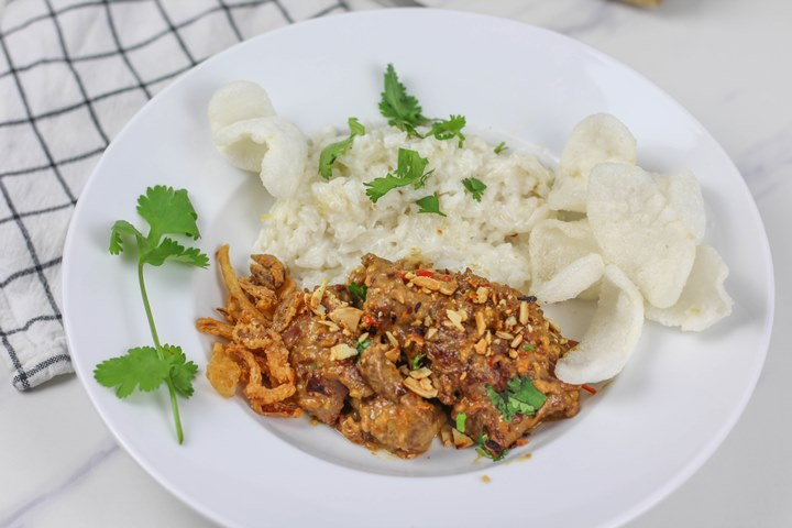 beef rendang indonesian recipe