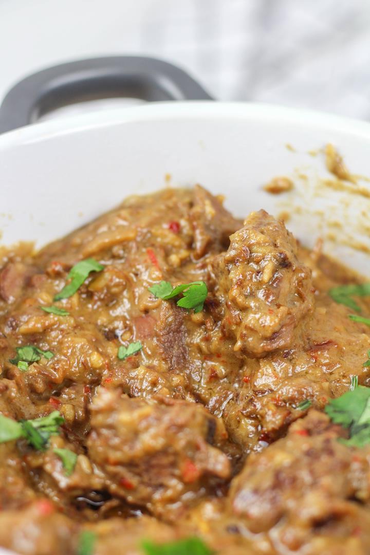 malaysian beef curry