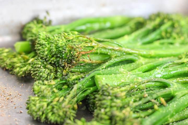 tenderstem broccoli recipe side