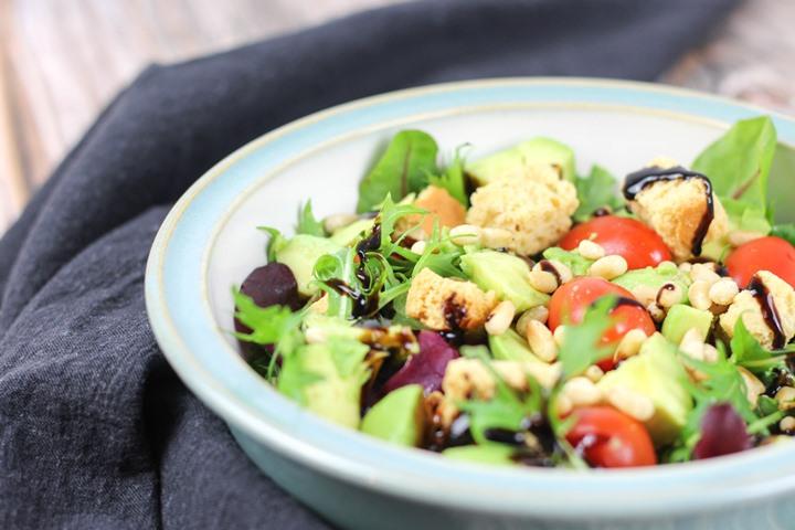 baby leaf salad aldi