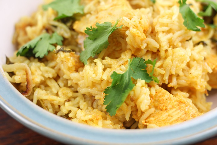 chicken biryani recipe instant pot