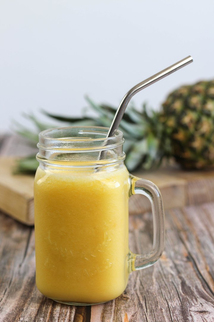 pineapple smoothies