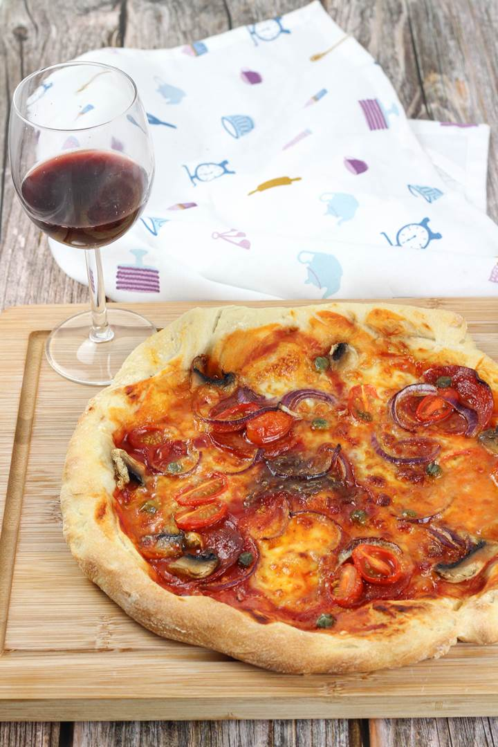italian pizzas
