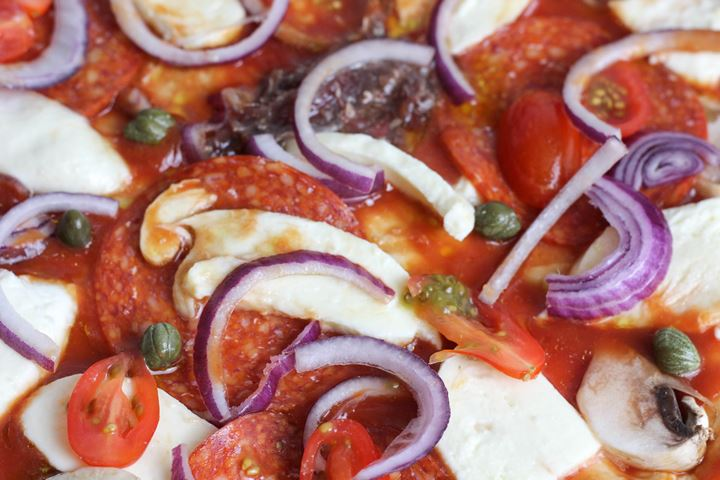 pizza fillings