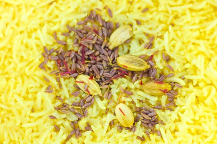 pilau basmati rice