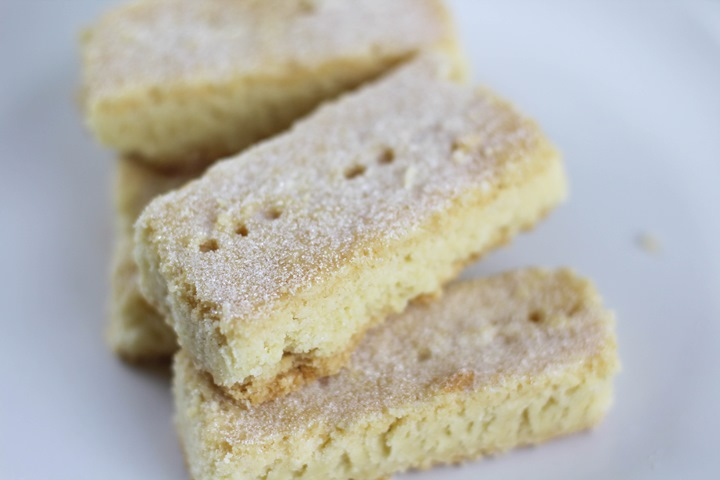 irish shortbread cookies