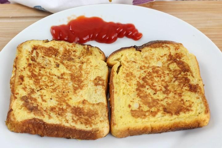 eggy bread