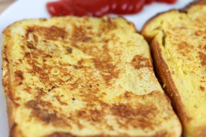 recipe for eggy bread