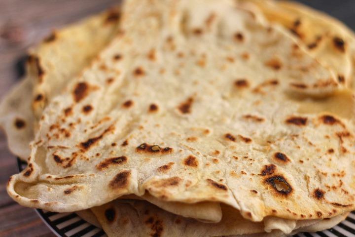 no yeast flatbread recipe