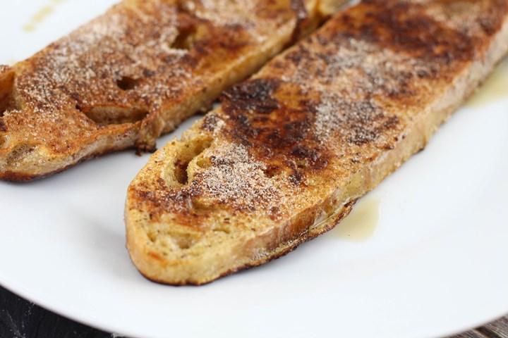 sourdough cinnamon toast