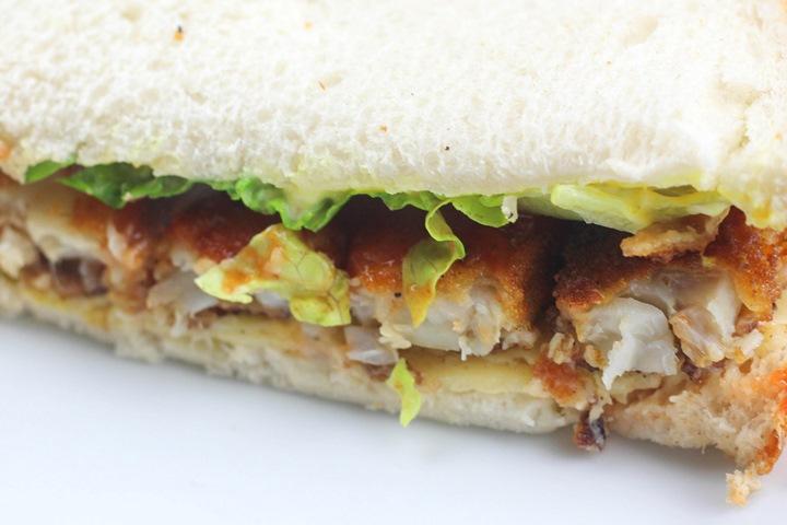 finger sandwich rolls