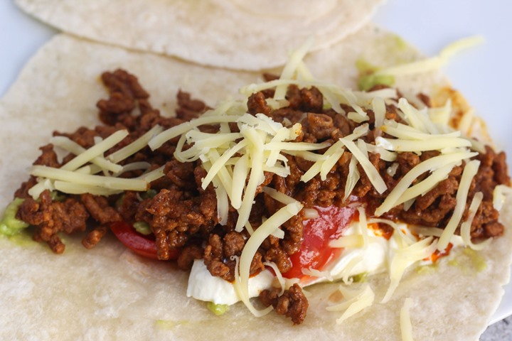 taco tortilla wraps