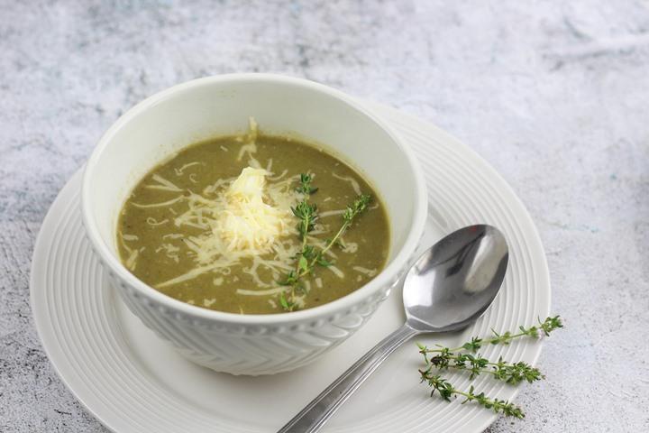 cream of broccoli cauliflower soup