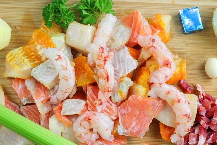 fish soup chowder mix