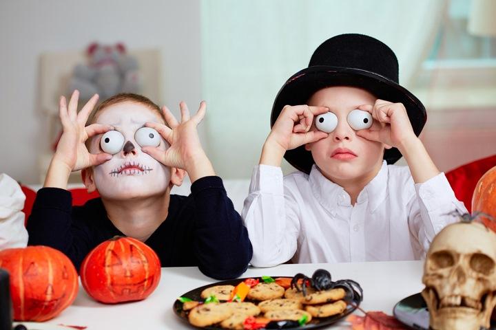kids party halloween