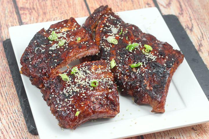 korean spicy pork ribs
