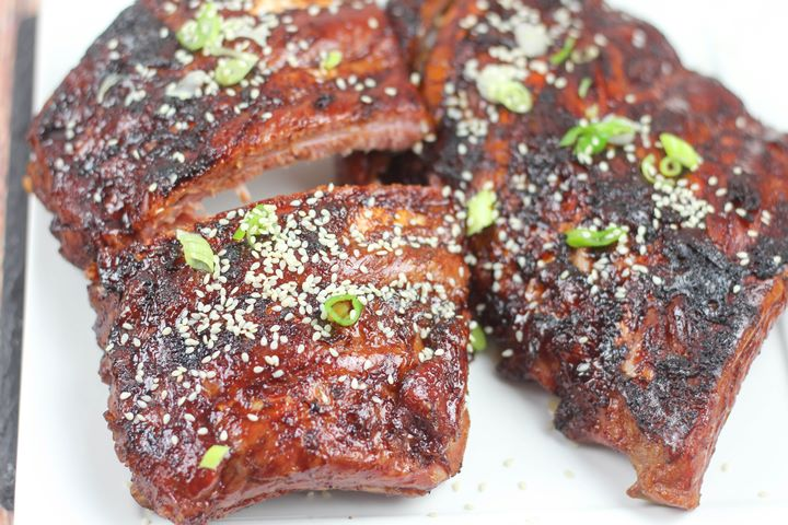 korean sticky ribs