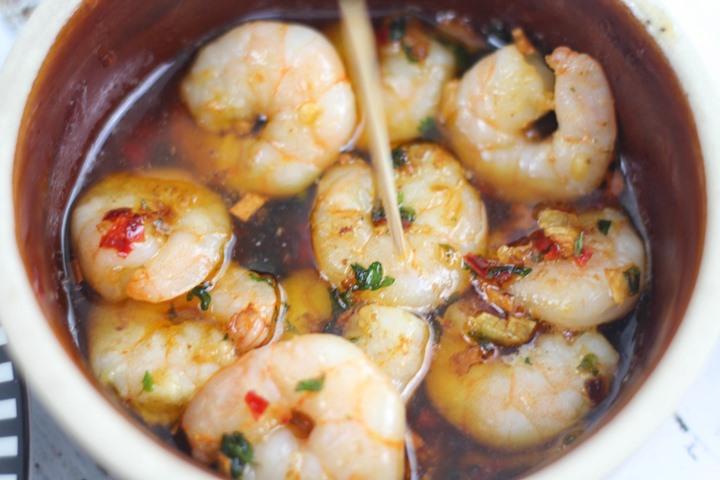 spanish prawns