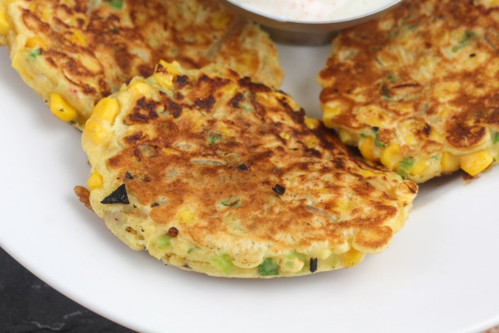 southern corn fritters
