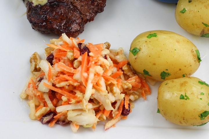 sweet coleslaw recipe